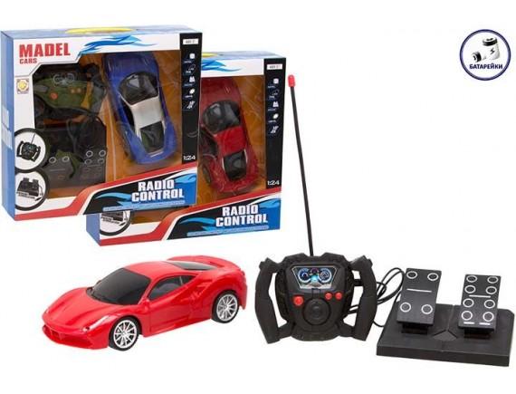 Машинка Спорткар Drive с пультом управления 200500953