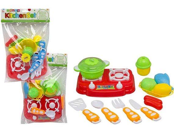 Детская посуда 13 столовых приборов в наборе 200501400