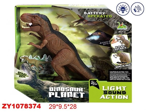 """Игрушка """"Динозавр"""" на батарейках 200520828"""