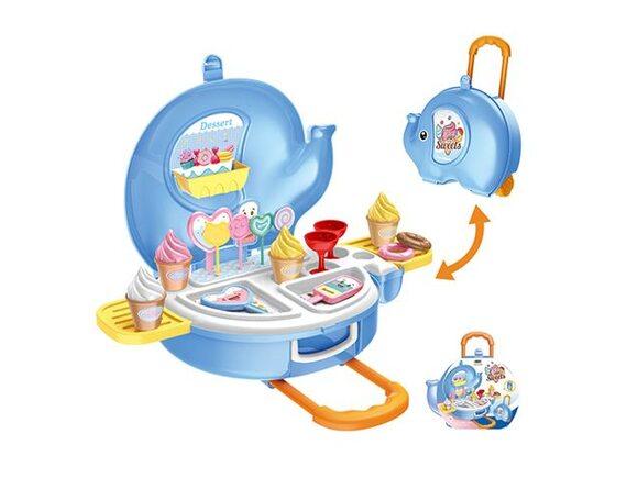 Игровой набор Sweets Слоник в чемодане 200520880