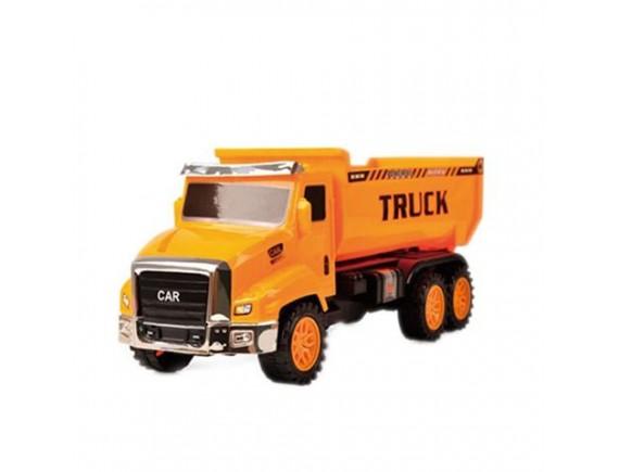 Инерционный грузовик Car Truck оранжевый 200531634