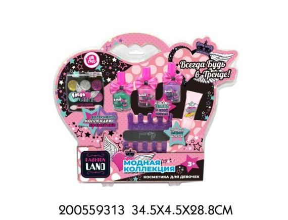Набор детской декоративной косметики TM LAPULLI KIDS 200559313