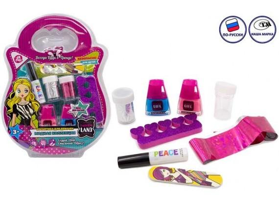 Набор детской декоративной косметики TM LAPULLI KIDS 200559340