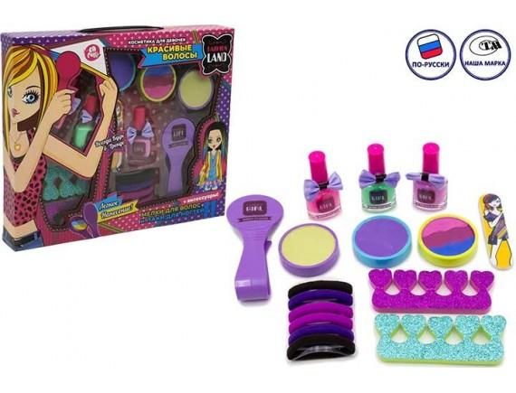 Набор детской декоративной косметики ТМ LAPULLI KIDS 200559369