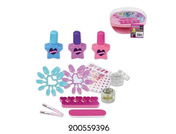 Набор детской декоративной косметики ТМ LAPULLI KIDS 200559396