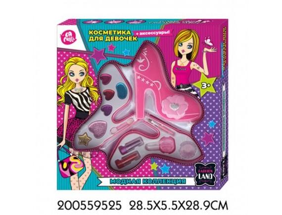 Набор детской декоративной косметики TM LAPULLI KIDS 200559525