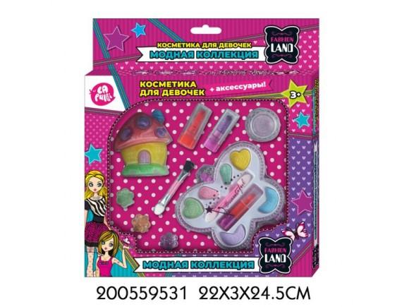 Набор детской декоративной косметики TM LAPULLI KIDS 200559531