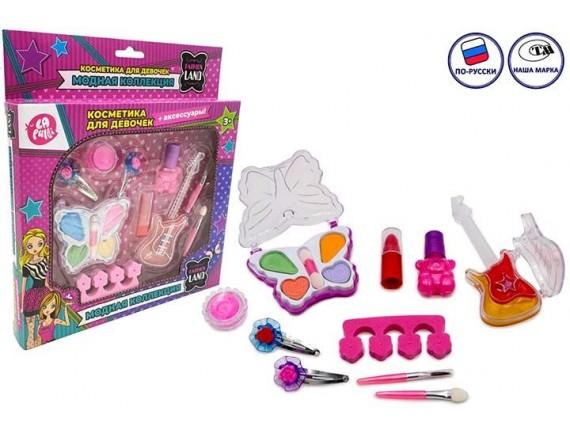 Набор детской декоративной косметики ТМ LAPULLI KIDS 200559556