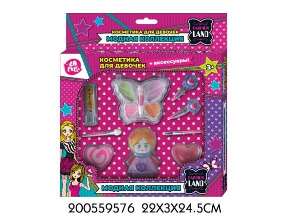 Набор детской декоративной косметики TM LAPULLI KIDS 200559576 - приобрести в ИГРАЙ-ОПТ - магазин игрушек по оптовым ценам