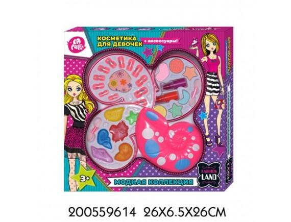 Набор детской декоративной косметики TM LAPULLI KIDS 200559614