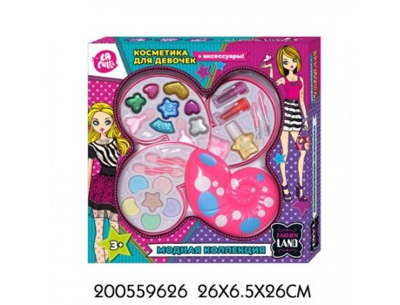 Набор детской декоративной косметики TM LAPULLI KIDS 200559626