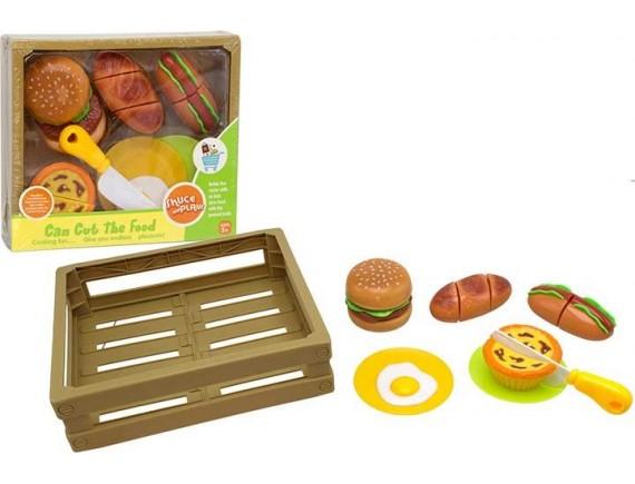 Игровой набор Продукты 200581729 - приобрести в ИГРАЙ-ОПТ - магазин игрушек по оптовым ценам
