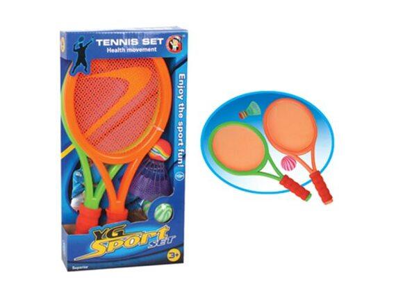 Пластиковые ракетки для тенниса 30см 200586288