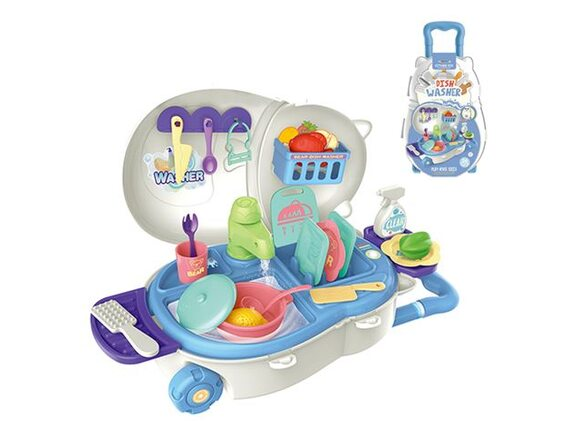 Раковина с посудой для юной домохозяйки 200591246