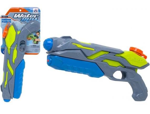 Водный бластерный пистолет - помпа 200591519