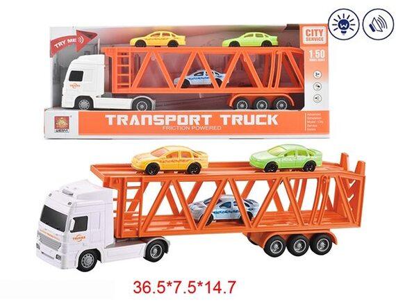 """Машинка инерционная """"Truck"""" 200591627"""