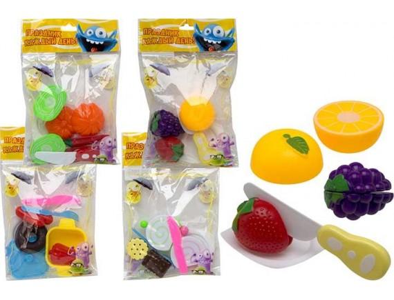 Игровой набор продуктов Праздник каждый день в пакете 200597916