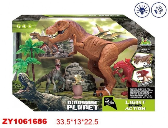"""Игрушка """"Динозавр"""" на батарейках 200600270"""