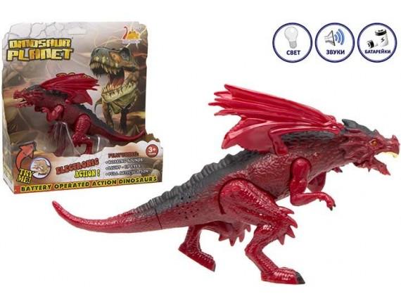 """Игрушка """"Динозавр"""" на батарейках 200600291"""