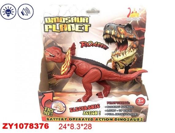 """Игрушка """"Динозавр"""" на батарейках 200600292"""