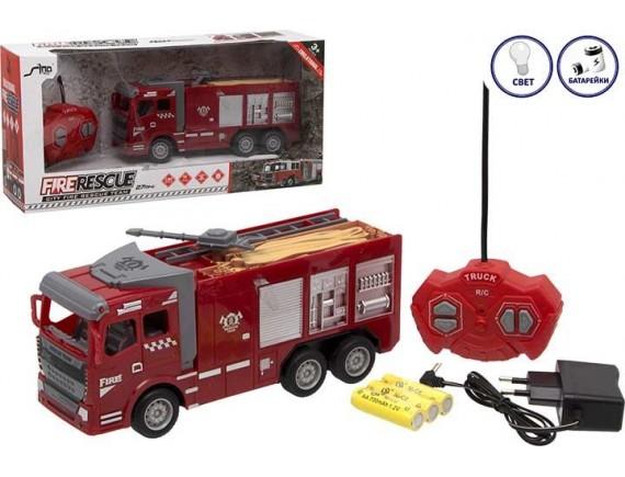 Пожарная машина с пультом на радиоуправлении 200600584