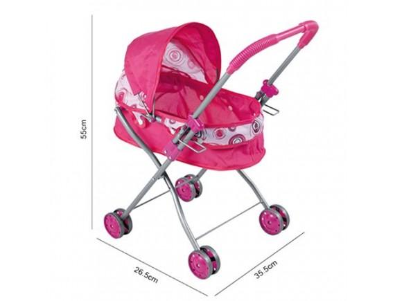 Прогулочная коляска для куклы 200602010