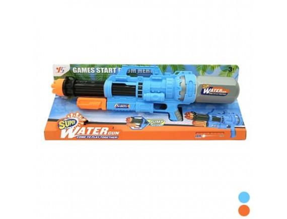 Игрушечный водяной пулемет Water Gun с баллоном 200605325