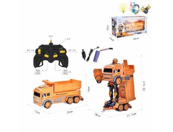 Игрушка радиоуправляемая машина Truck 200605491
