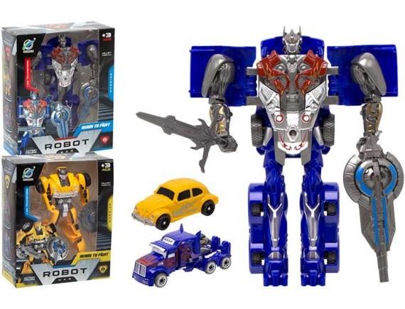 """Игрушка """"Робот-машина"""" 200617773"""