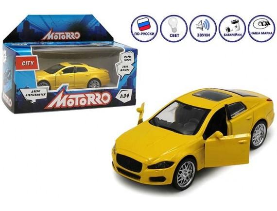 Машинка металл Motorro 200618917