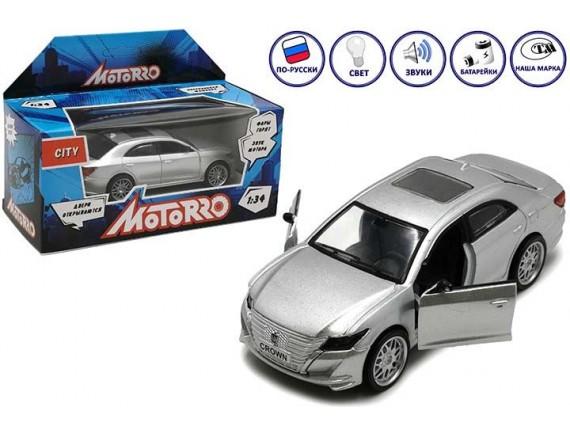Машинка металл Motorro 200618929