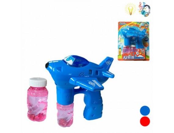 Мыльные пузыри игрушка - самолет 200627200