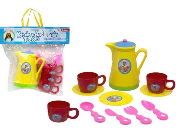 Игровой набор чайной посуды Kitchen and Tea Set 200627753