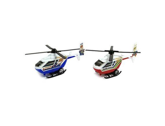 Игрушечный вертолет с полозьями и колесами 200627854
