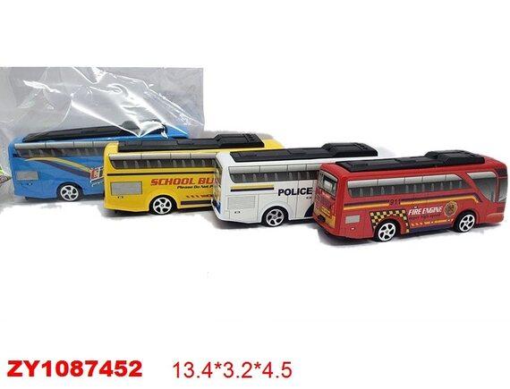 """Машинка инерционная """"Автобус"""" 200628010"""