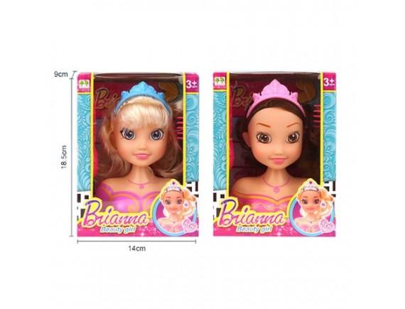Набор Брианна для юного стилиста 200641174 - приобрести в ИГРАЙ-ОПТ - магазин игрушек по оптовым ценам