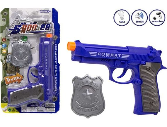 """Игровой набор """"Полицейский"""" 200644944"""