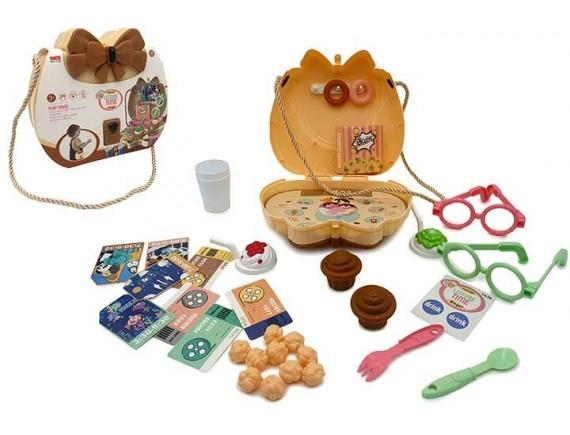 """Игровой набор """"Посудка"""" 200645089 - приобрести в ИГРАЙ-ОПТ - магазин игрушек по оптовым ценам"""