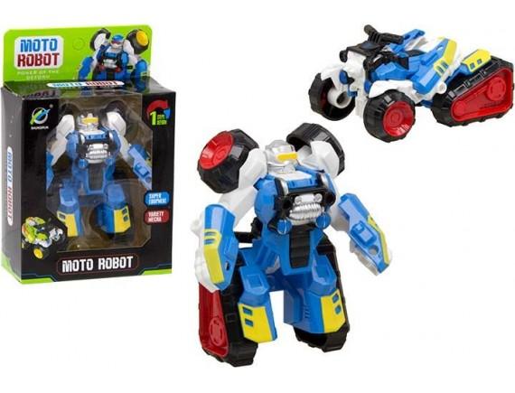 Квадроцикл - робот трансформер 3 вида 200655007