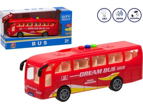 Городской автобус Dream Bus в ассортименте 200655270