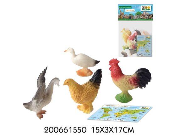 """Игровой набор """"Животные"""" Zooграфия 200661550"""