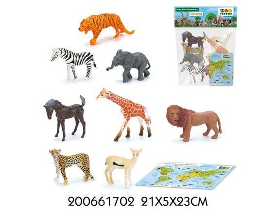 """Игровой набор """"Животные"""" Zooграфия 200661702"""