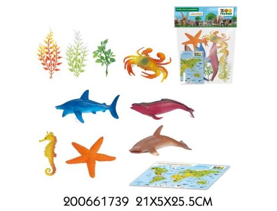 """Игровой набор """"Животные"""" Zooграфия 200661739"""