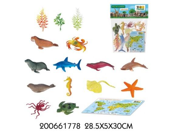 """Игровой набор """"Океанариум"""" Zooграфия 200661778"""