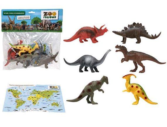 """Игровой набор """"Животные"""" Zooграфия 200661782"""