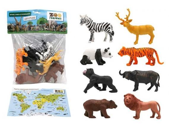 """Игровой набор """"Животные"""" Zooграфия 200661815"""