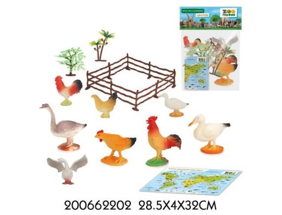"""Игровой набор """"Животные"""" Zooграфия 200662202"""
