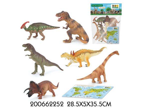 """Игровой набор """"Животные"""" Zooграфия 200662252"""