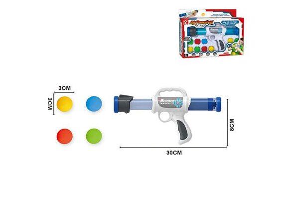 Помповое ружьё с шарами 200678240 - приобрести в ИГРАЙ-ОПТ - магазин игрушек по оптовым ценам