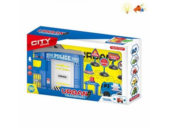 """Игровой набор """"Полиция"""" 200684611"""